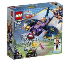 Конструктор LEGO Super Hero Girls Бэтгёрл: погоня на реактивном самолёте