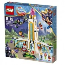 Конструктор LEGO Super Hero Girls Школа супергероев