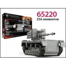 Конструктор World of tanks Waffentrager AUF PZ IV 256 деталей