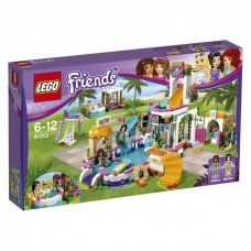 Конструктор LEGO FRIENDS Летний бассейн