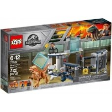 Конструктор LEGO Jurassic World Побег стигимолоха из лаборатории