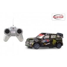 Машина р/у Rastar 38 см, 1:24, Mini Countryman JCW RX, (71600)